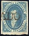 Argentina 1864 15c Sc13 used (ANUL)ADO.jpg