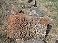 Arinj khachkar, old graveyard (318).jpg