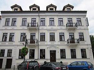 Aristo hotel, kamienica Jossema w Białymstoku