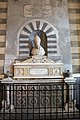 Aristodemo costoli, monumento al vescovo di firenze francesco gaetano incontri, 1840, su formelle romaniche.JPG