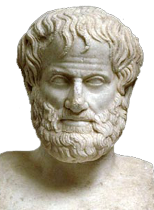 Education in ancient Greece - Bust of Aristotle