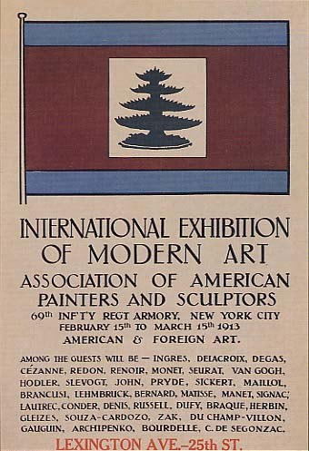ArmoryShow poster