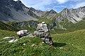 Arosa - trail sign on stone.jpg