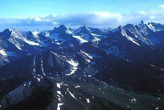 Arrigetch Peaks - Image: Arrigetch Peaks