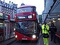 Arriva London North bus LT207 (LTZ 1207), route N38, 27 May 2014.jpg