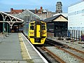 Arrival at Aberystwyth - geograph.org.uk - 580828.jpg