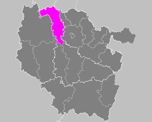 Arrondissement of Briey - Image: Arrondissement de Briey
