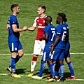 Arsenal 1 Chelsea 1 (4-1 on pens) (35586033464).jpg