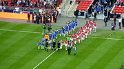 Arsenal v Chelsea, new Wembley, 2009