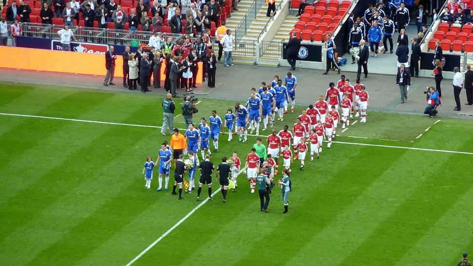 Arsenal vs Chelsea FA Cup 2009