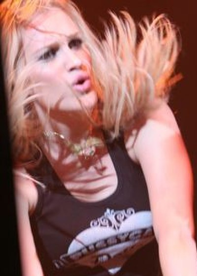 Picture of a band or musician: Ashley Roberts