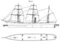 Asia (ship, 1874) - Brassey's 1887.png