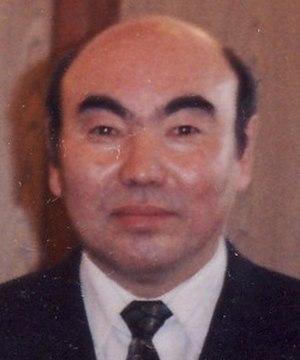 Leadership of Communist Kyrgyzstan - Askar Akayev