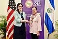 Assistant Secretary Breier Meeys With Salvadoran Foreign Minister Hill (48138293922).jpg