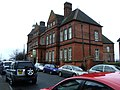 Aston Library, Albert Road - geograph.org.uk - 1773171.jpg