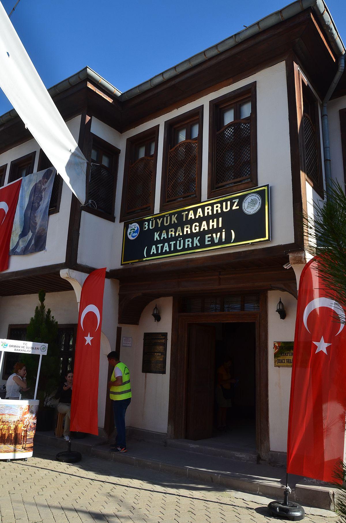 Atatürks House (Şuhut) - Wikipedia