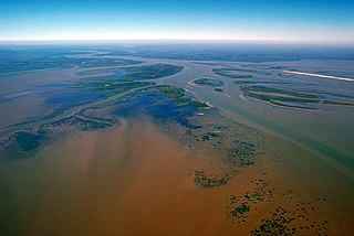 Atchafalaya River river in the United States of America