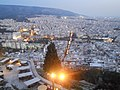 Athens, Greece Skyline from Mount Lycabettus (5987127852).jpg