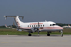 Atlantique Air Assistance B190 F-GNBR.jpg