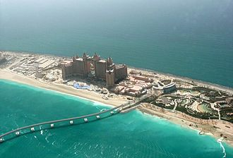 Atlantis, The Palm - Image: Atlantis The Palm on 8 May 2008 Pict 2
