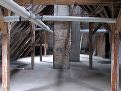 definition of attic