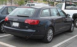 Audi (C6) A6 3.2 wagon