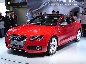 Deutsch: Audi S5