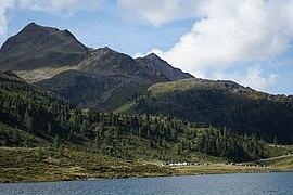Auf dem Weg zum Obersee (Grenze Italien-Österreich) von Österreich aus 23082018 043 Berge.jpg