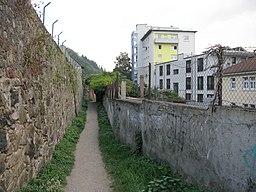 Augustinerweg in Freiburg im Breisgau