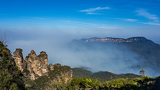 Blue Mountains National Park - Image: Australia Part 3 (27446932621)