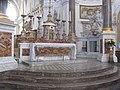 altare della chiesa Saint-Bruno des Chartreux Lyon