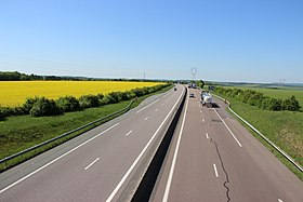 Image illustrative de l'article Autoroute A31 (France)