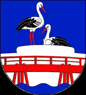Auufer - Image: Auufer Wappen