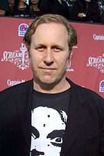 Photo of Roger Avary at the 2007 Scream Awards.