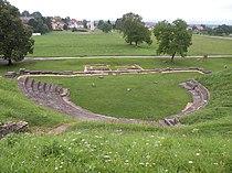 Avenches théâtre romain scène.jpg