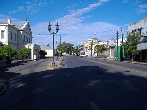 Avenida Wheelwright Rosario 1