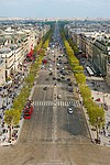 Avenue des Champs-Elysées from top of Arc de triomphe Paris.jpg