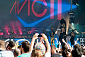 Avicii performing in Paris.jpg