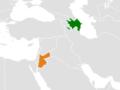 Azerbaijan Jordan Locator (cropped).png