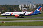 Azur Air, VQ-BKF, Boeing 757-2Q8 (25979453143) (2).jpg