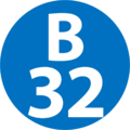 B-32 station number.png