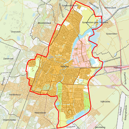 Lijst van woonplaatsen in Noord-Holland - Wikipedia