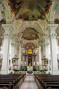 Amorbach Reisef 252 Hrer Auf Wikivoyage