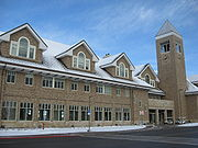 BYU Hinckley Building