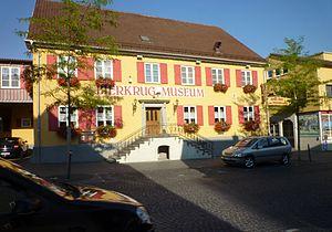 Bad Schussenried - Bierkrugmuseum