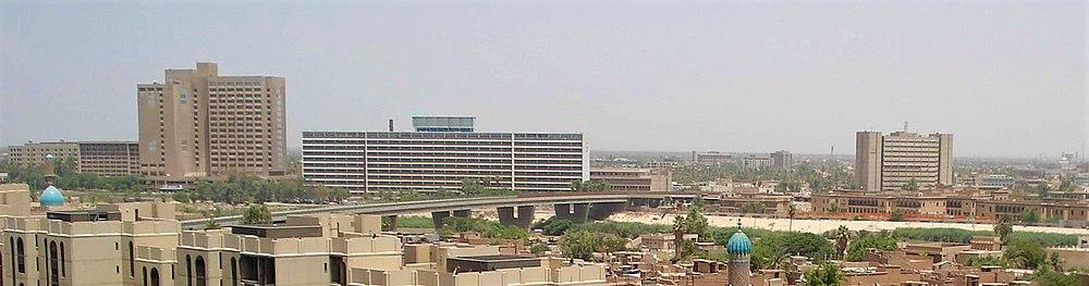 مدينة الطب في بغداد