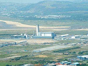 Baglan Bay - Baglan Bay power station
