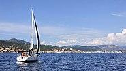 Baie Ajaccio voilier