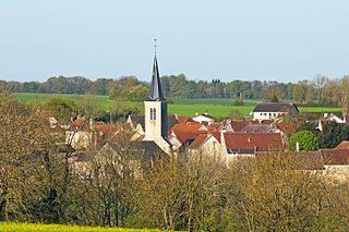 Baigneux-les-Juifs Commune in Bourgogne-Franche-Comté, France