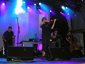 Bajofondo - Bajofondo in 2006